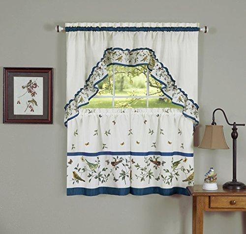 Curtains Ideas 36 inch tier curtains : kitchen curtains | kitchen curtain ideas